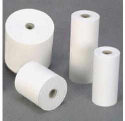 Bonrollen 70 mm / 12 mm Hülse - Papierrolle, 50m Lauflänge
