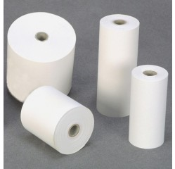 Bonrollen 76 mm / 12 mm Hülse - Papierrollen, 60m Lauflänge