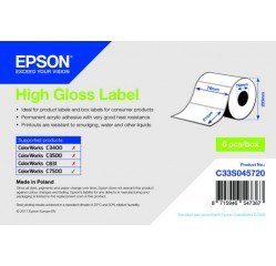 High-Gloss 76 x 51 mm C7500G