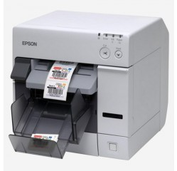 Epson TM-C3400, Ethernet