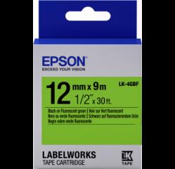 Epson Etik. flouresz. 12mm/ 9m