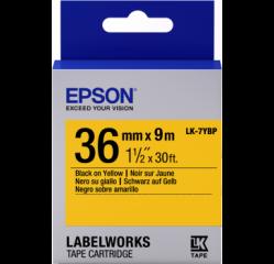 Pastell Etiketten 36mm/ 9m
