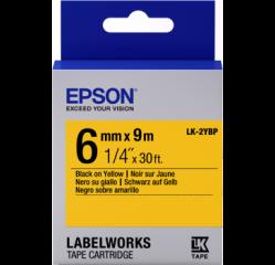 Pastell Etiketten 6mm/ 9m