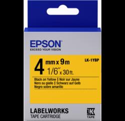 Pastell Etiketten 4mm/ 9m