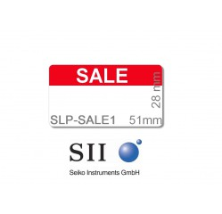 "28 x 51 mm / SLP-MRL mi Vordruck ""SALE"" - SLP-SALE1"