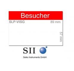 Seiko SLP-VISG  -BESUCHER-  57 x 89 mm