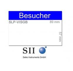 Seiko SLP-VISGB  -BESUCHER-  57 x 89 mm
