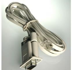 Serielles Kabel für SLP Drucker der 400er Serie und SLP-650SL