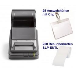 SLP650 Besucherausweis Set