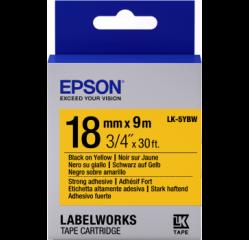 Epson stark haftend 18mm/ 9m