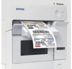 Inkjet 105mm removable labels