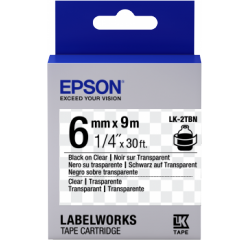 Epson Band transparent 6mm/9m