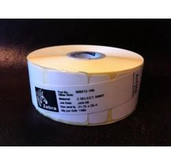 32 x 25 mm Papieretiketten Transfer