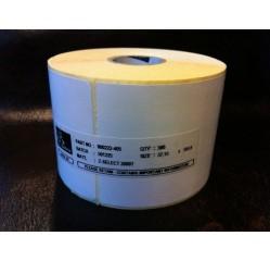 57 x 102 mm Papieretiketten Transfer