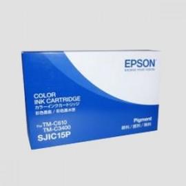 Epson Farbpatrone TM-C3400